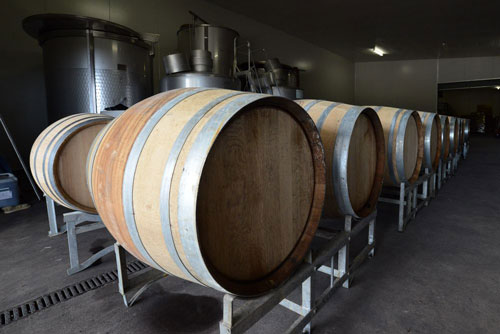 Winemaking at Bindi